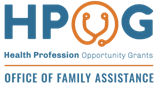 Health Profession Opportunity Grants Office of Family Assistance